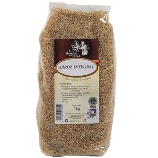 Ecological Brown Rice 1Kg
