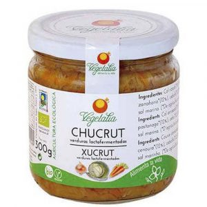 Chucrut Varied Vegetables 320 G