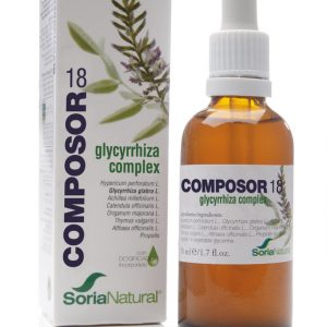 Composor 18 Glycirrhiza C. - 50 Ml
