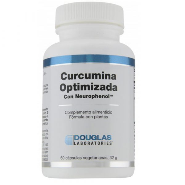 Curcumina Optimizada 60cap