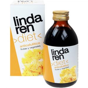 Lindaren Diet Anticelulítico 250 Ml