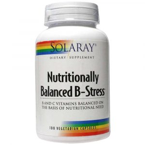 Nutritionally Balanced B-Stress 100 Tabletas