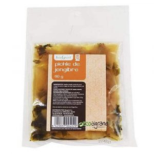 Pickles Jengibre 60Gr
