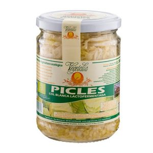 Pickles White Cabbage Bio 300 G