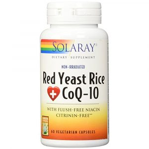 Red Yeast Rice Coq-10 60 Cápsulas