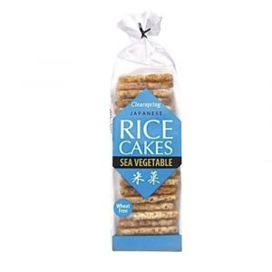 Rice Cakes Sea Vegetable 150Gr