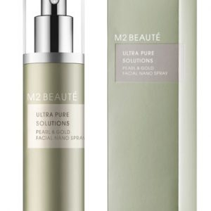 Ultra Pure Solutions: Tratamiento facial con perlas y oro 75 ml