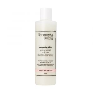 Delicate volumizing shampoo with rose extracts 250 ml