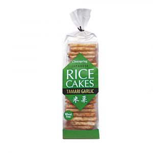 Rice Cakes Tamari Garlic