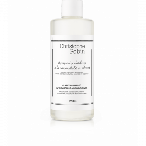 Clarifying shampoo with camomile and cornflower 250 ml