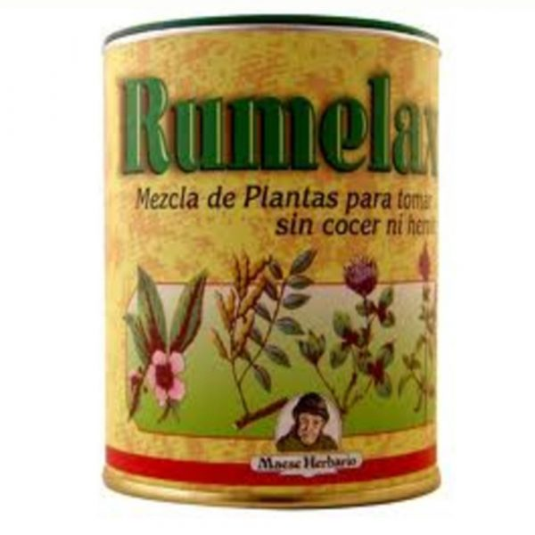 Rumelax 140 Gr (Laxante Masticable)