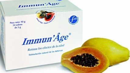 Immun'Âge®: The benefits of fermented papaya