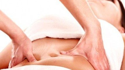 The best slimming massages