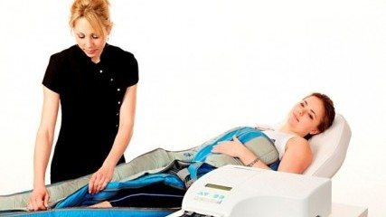 Pressotherapy during pregnancy