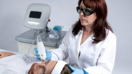 Clear and Brilliant: treatment to fight the effects of aging skin