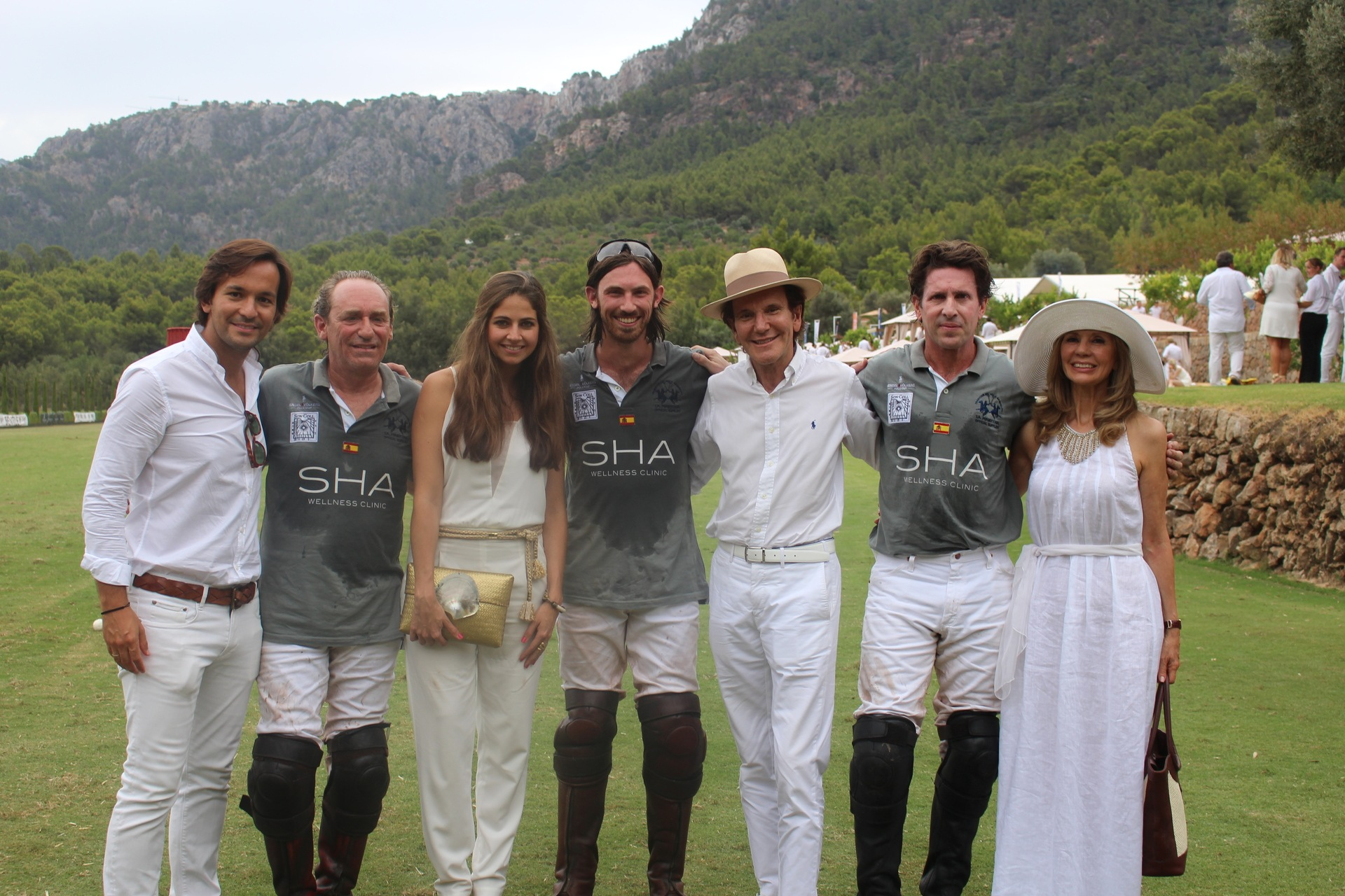 Sha en el torneo polo cup engel and v lkers de mallorca - Engel and wolkers ...