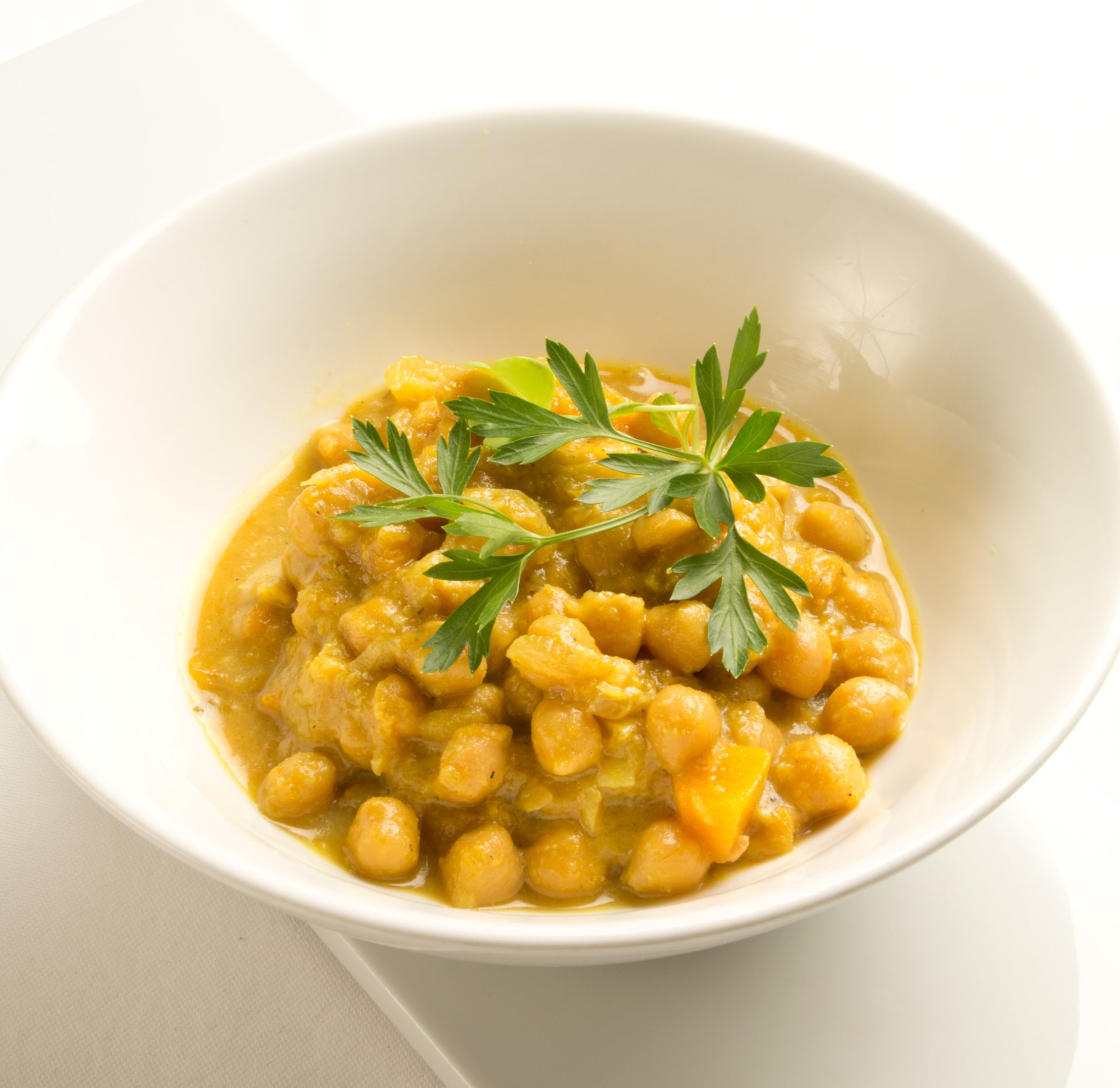 chickpeas curry recipe