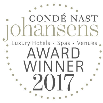 Best Destination SPA 2017 por Condé Nast Johansens