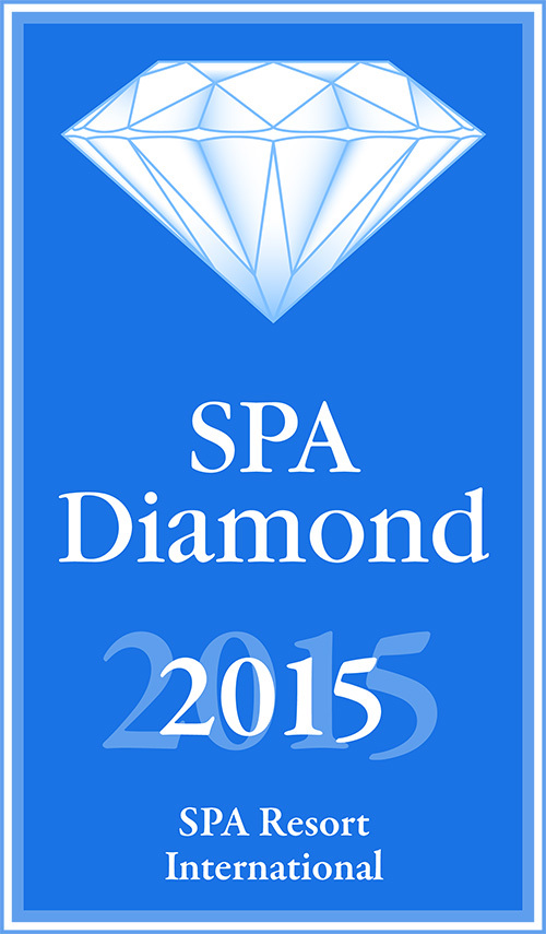 Mejor Spa Resort Internacional 2015 por SPA Diamond