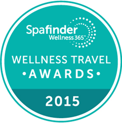Mejor Spa de Europa 2015 en Wellness Travel Awards
