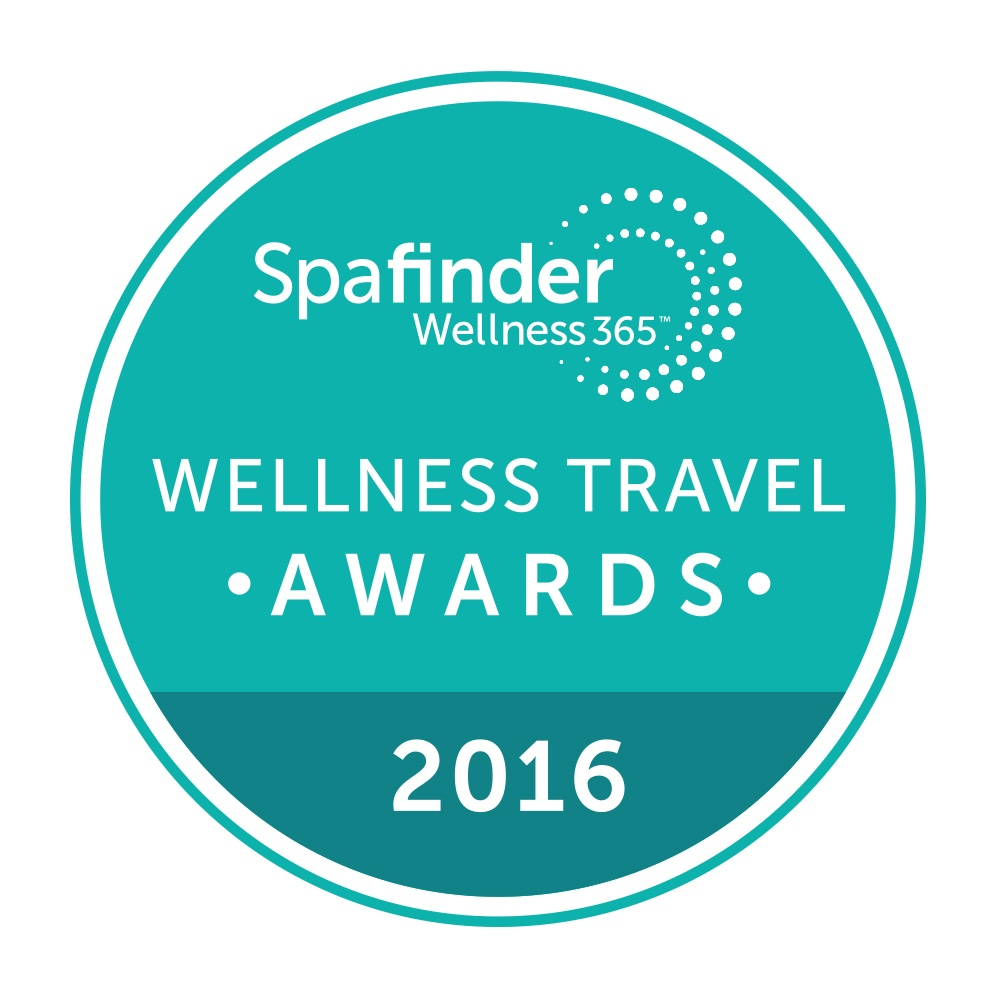 Mejor de Europa 2016 en Wellness Travel Awards