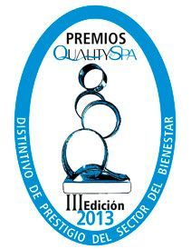 Mejor Spa Clínico Internacional 2013 por Quality Spa