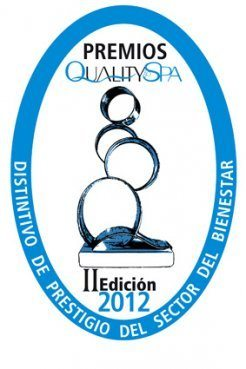 Mejor Spa Clínico Internacional 2012 por Quality Spa
