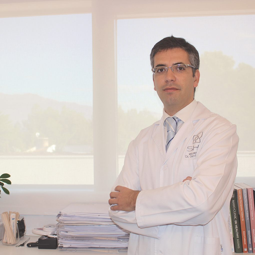 Dr. Bruno Ribeiro-Head of Cognitive Stimulation at SHA Wellness Clinic