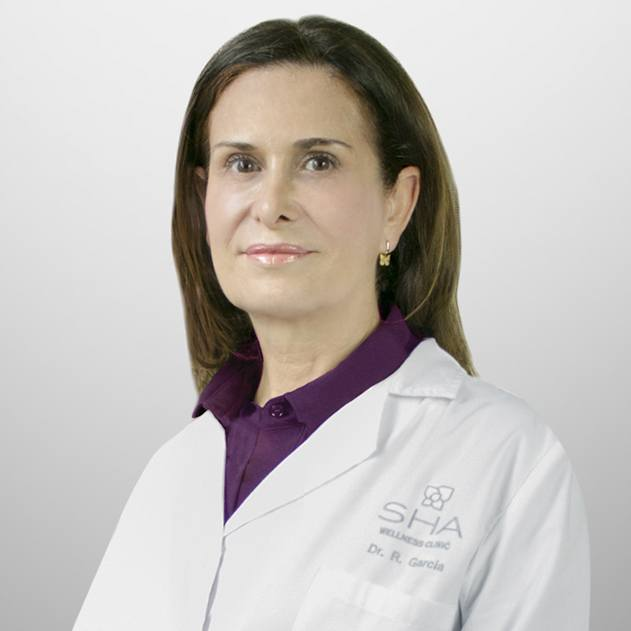 Dr. Rosario García- Revitalizing Medicine Coordinator at SHA Wellness Clinic.