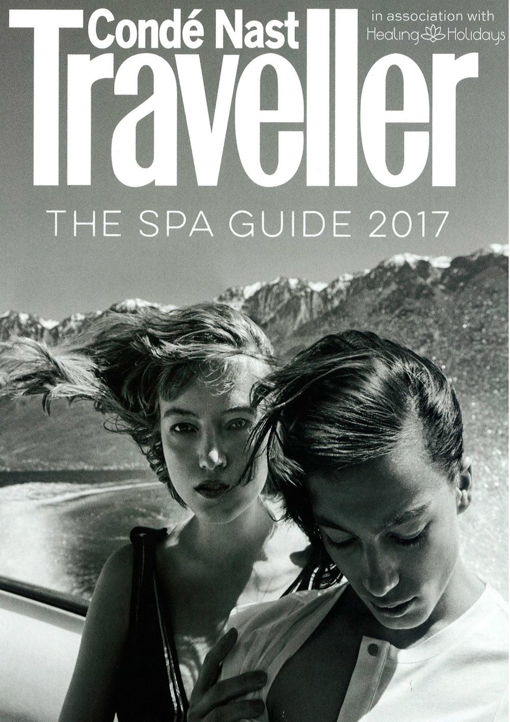 Conde Nast Traveller Spa Guide UK