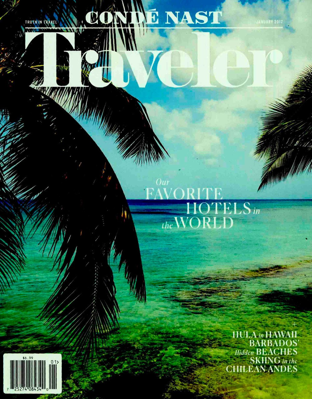 Condé Nast Traveller USA